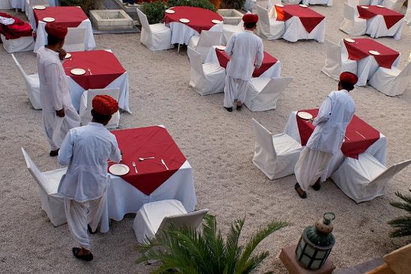 Ajit Bhavan - Dining