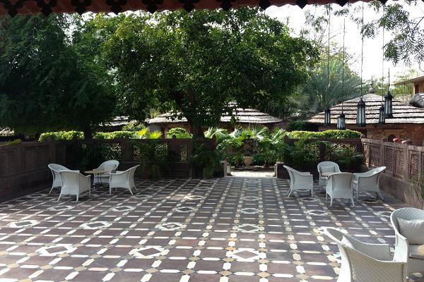 Ajit Bhavan - Exterior