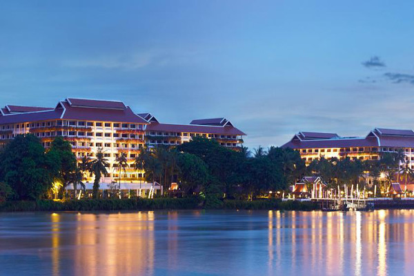 Anantara Bangkok Riverside Resort Spa -Exterior 1