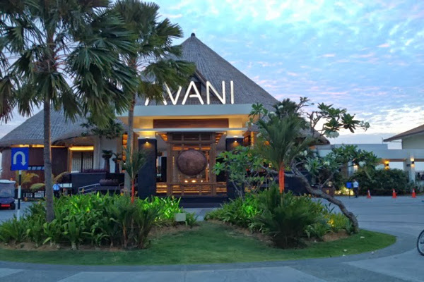 Avani Sepang Goldcoast Resort - Front