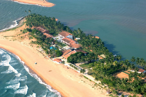 Avani_Kalutara_Resort - Aerial 1