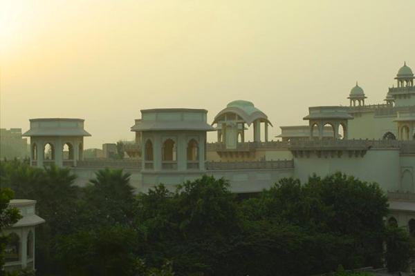 Hari Mahal Exterior