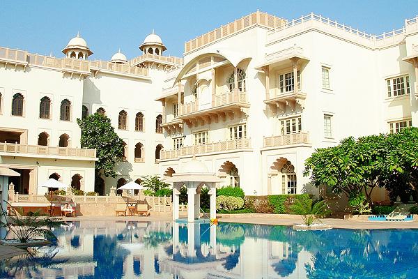 Hari Mahal, Jodhpur - Pool View