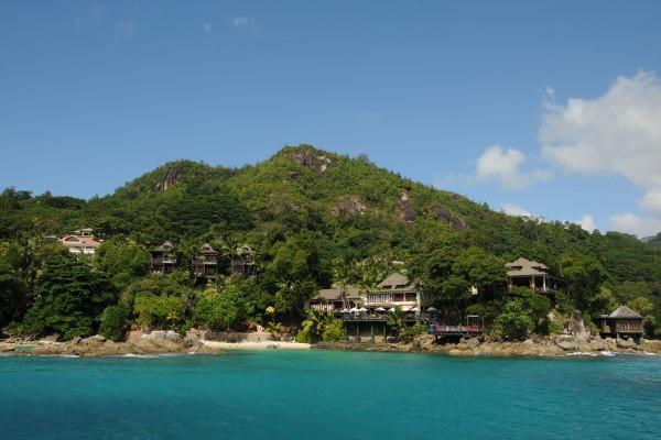 Hilton Seychelles Northolme Resort - Front