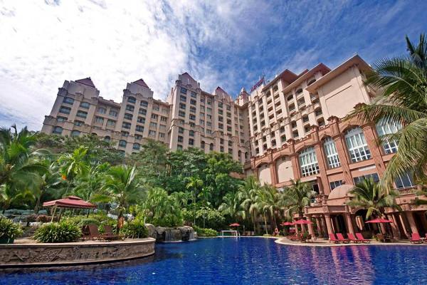 Putrajaya Marriott Hotel - Exterior 1