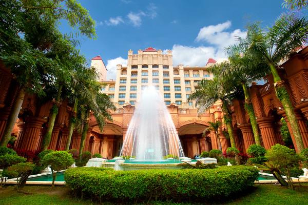 Putrajaya Marriott Hotel - Exterior 2