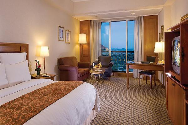 Putrajaya Marriott Hotel - Room