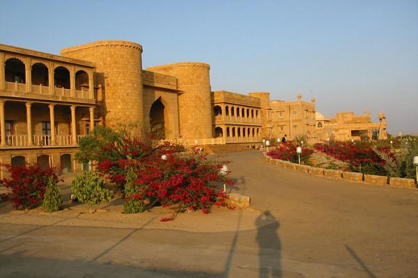 Rang Mahal - Exterior 1