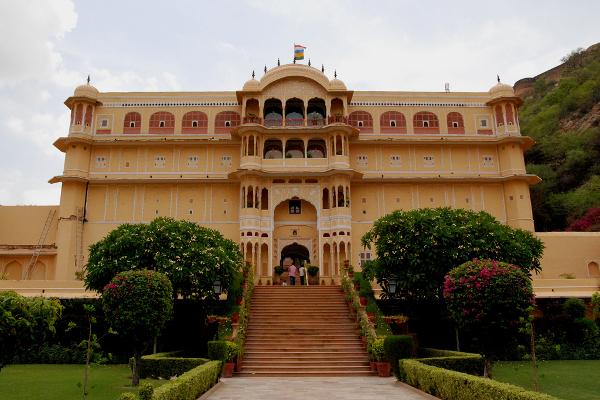 Samode Palace - Exterior 1