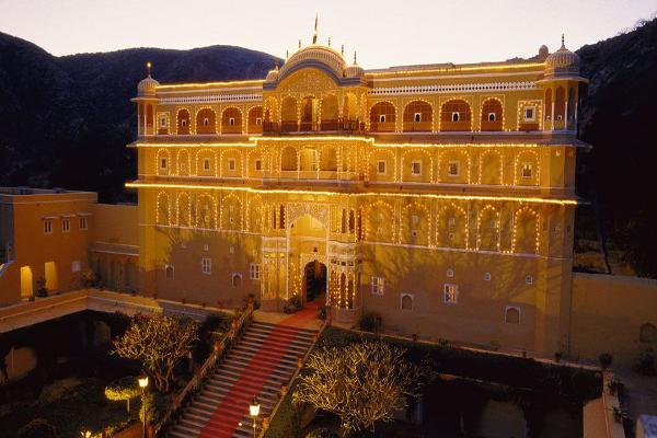 Samode Palace - Exterior 2