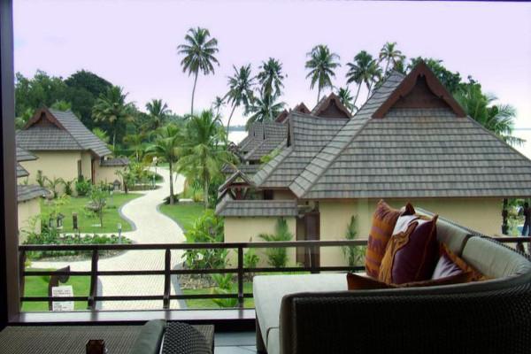 The Zuri Kumarakom  - Garden View