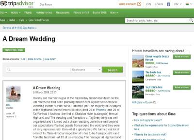 Mentioned in Tripadvisor.com